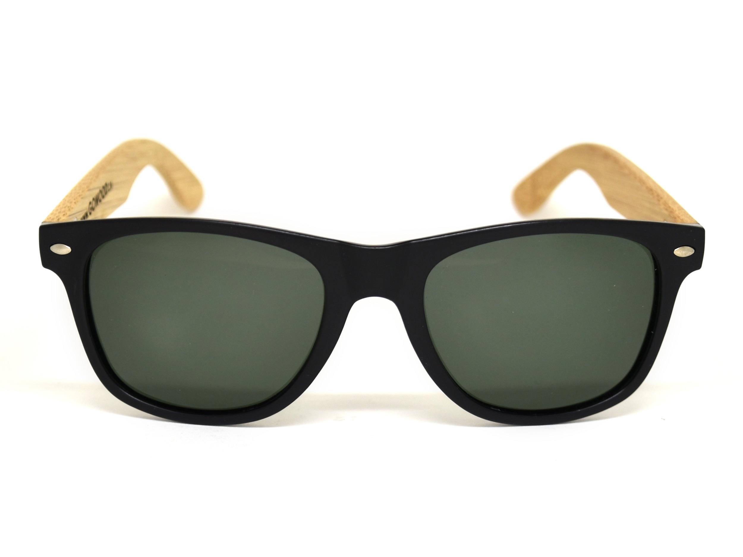 Wayfarer sunglasses Los Angeles front