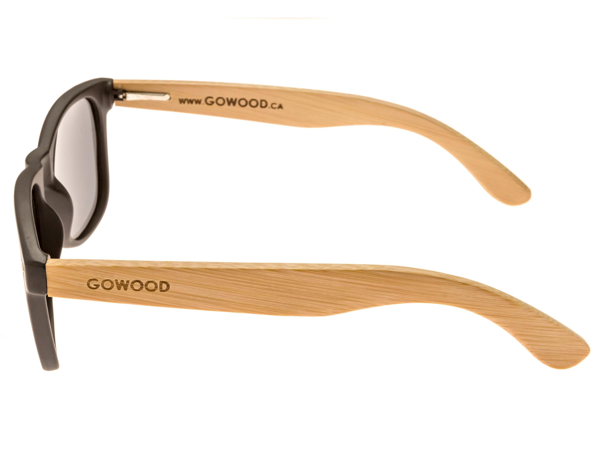 classic wayfarer sunglasses side