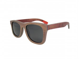 brown skateboard wooden sunglasses