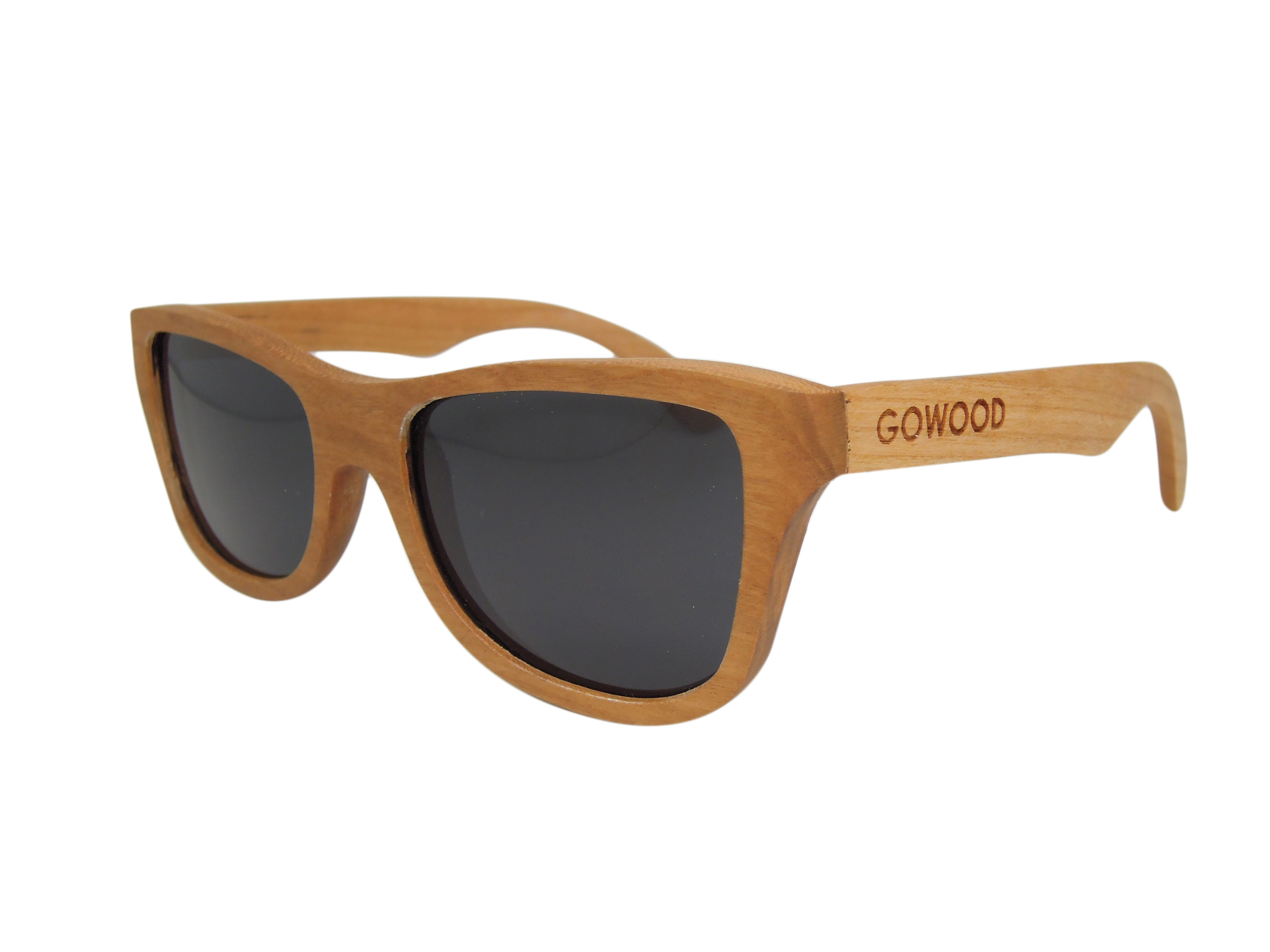 Be the first to review u201cu2018Perthu2019 cherry wooden sunglasses ...