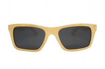 natural bamboo wooden sunglasses