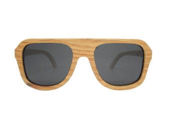 oak wooden sunglasses