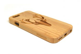 iPhone phone case deer left
