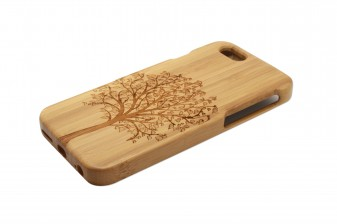 iPhone 6 phone case bamboo tree right
