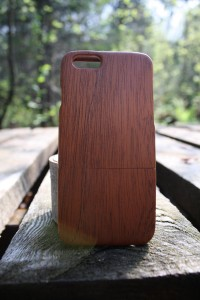rosewood phone case