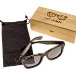 wayfarer style sunglasses black set