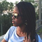 wayfarer style sunglasses black girl 2