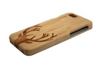 iphone 6 phone case bamboo deer right