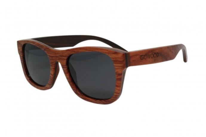 wood sunglasses bubinga angle