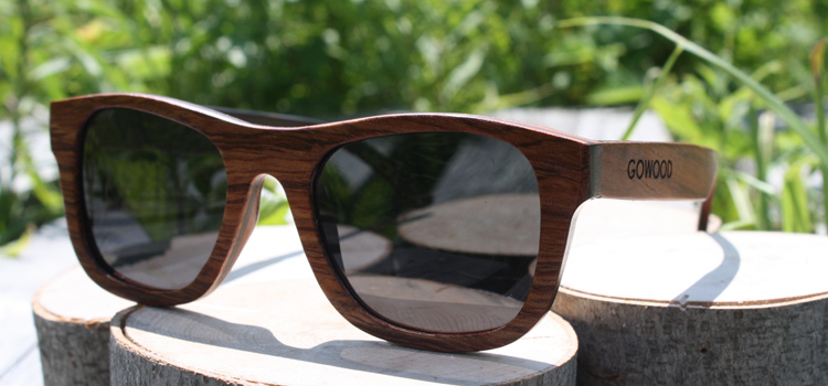 unisex wood sunglasses New York