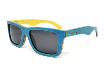 vancouver skateboard wood sunglasses angle