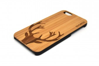iPhone 6 case deer right angle
