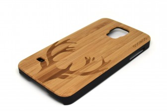 Samsung Galaxy S5 case deer right angle