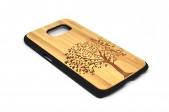 Samsung Galaxy S6 case tree left angle