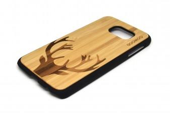 Samsung Galaxy S6 right angle deer