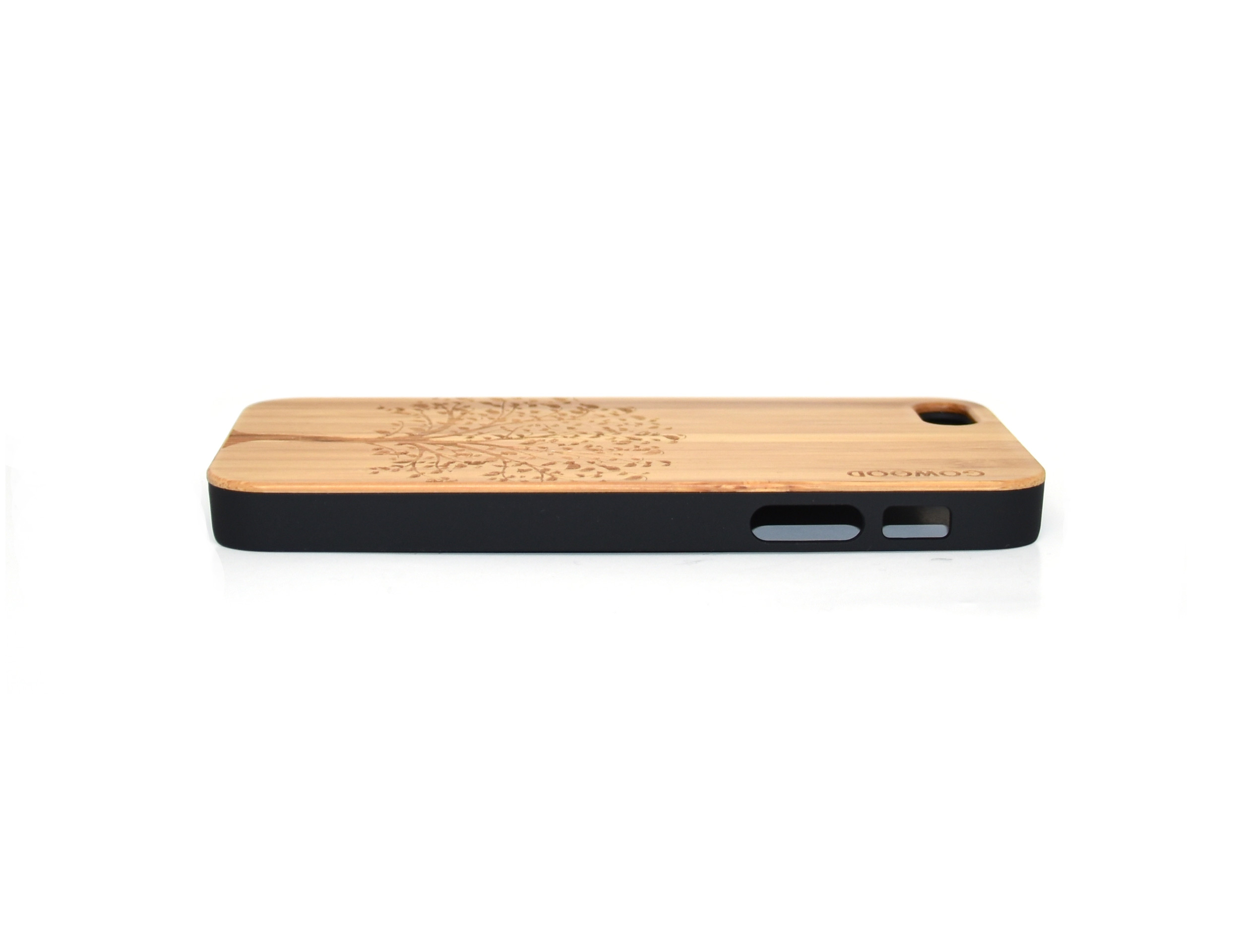 iPhone 5(S) case right side tree