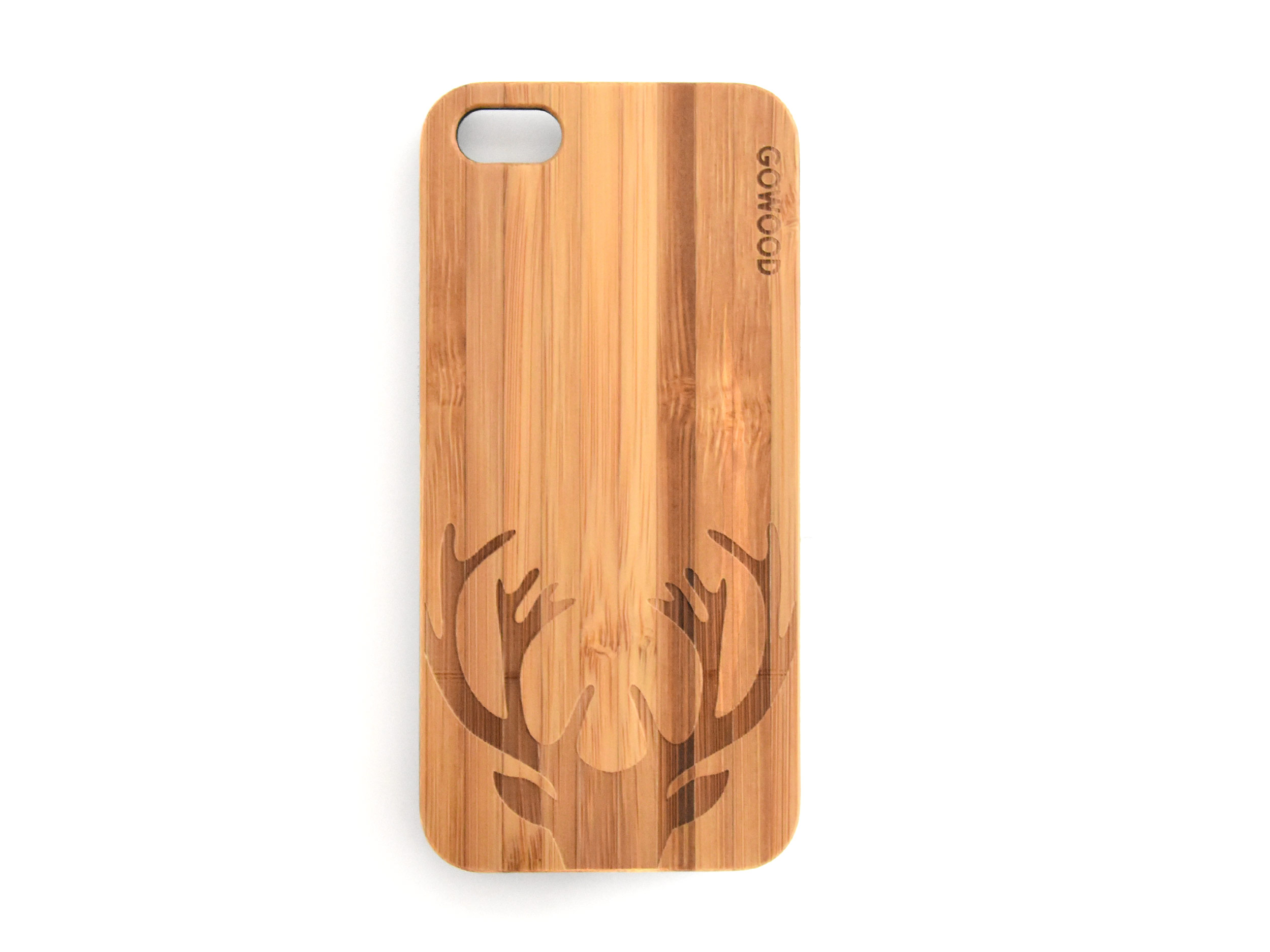 iPhone 5(S) case top deer