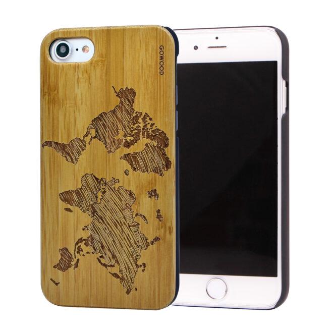 Étui iPhone 7 / 8 / SE en bois