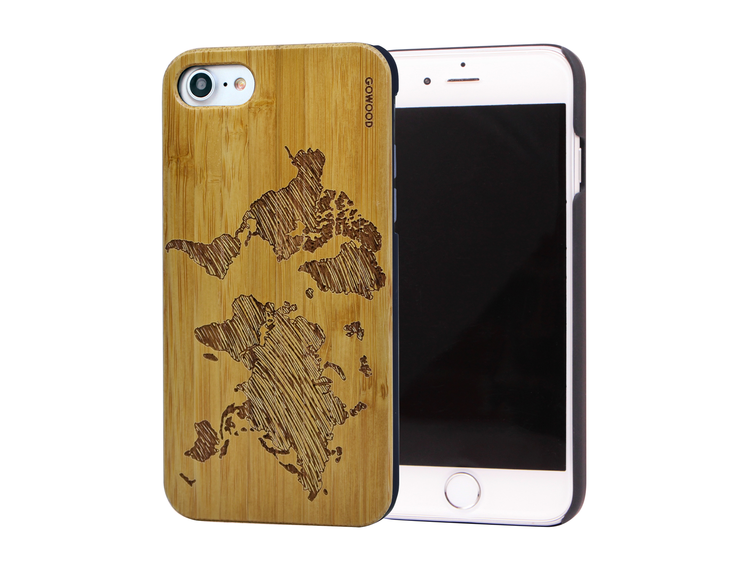 iPhone 7 / 8 / SE wood case