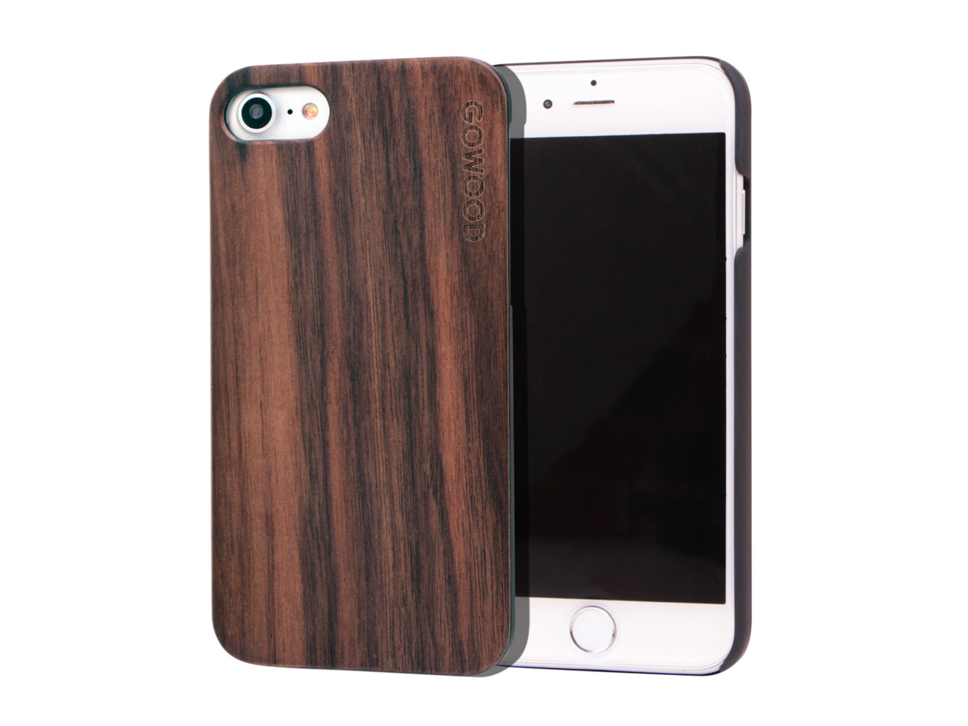 iphone wood case iphone 7 and 8 wood walnut iphone 7 and 8 12505