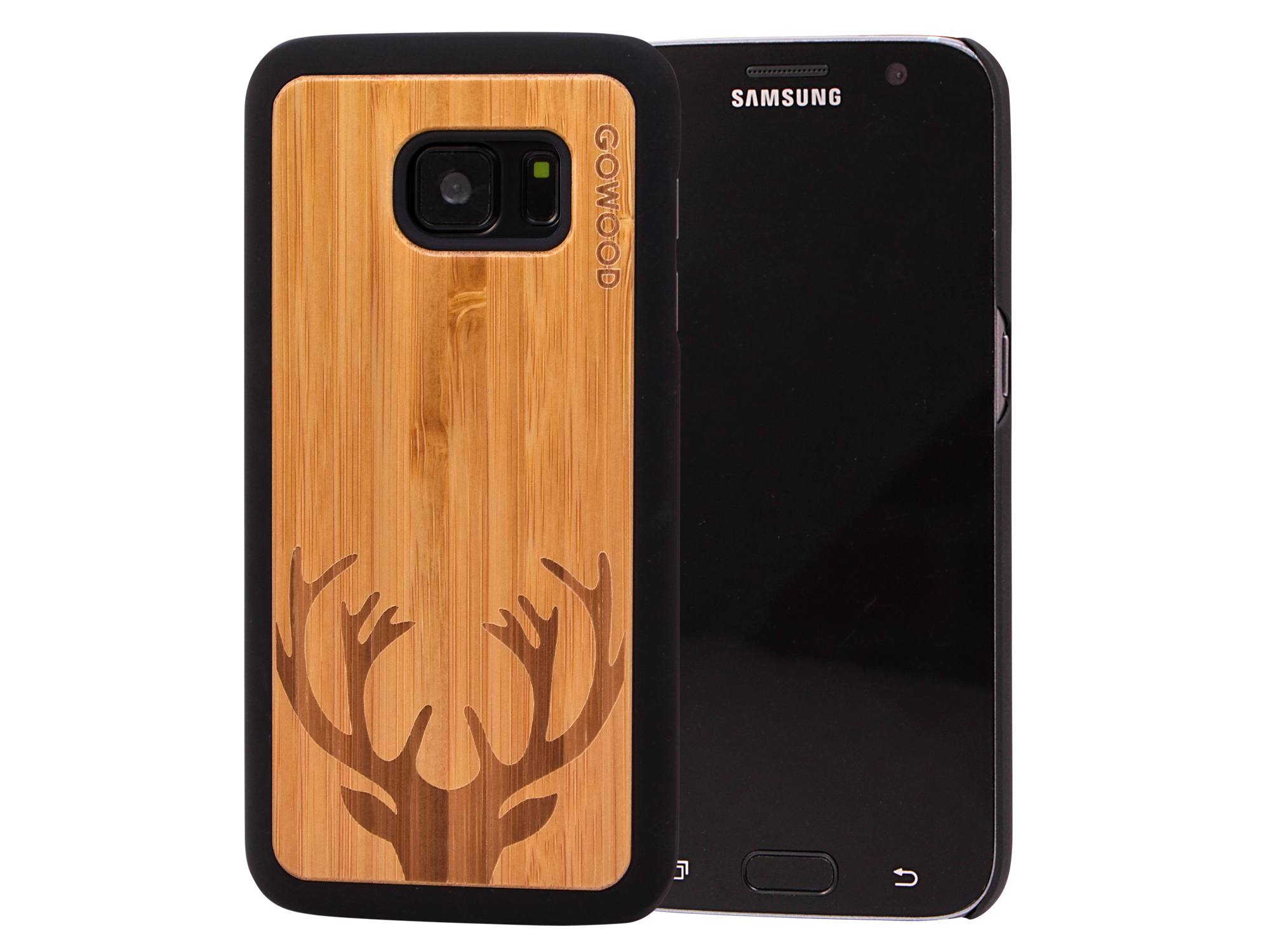 Samsung Galaxy S7 wood case