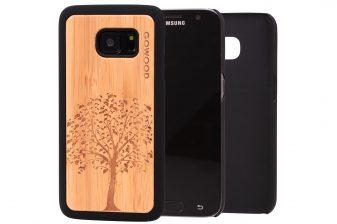 Samsung Galaxy S7 wood case tree main