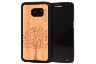 Samsung Galaxy S7 wood case tree main