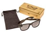 classic wayfarer sunglasses with ebony legs set 2