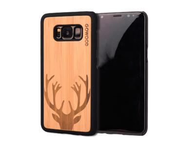 Samsung Galaxy S8 wood case