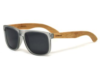 9ee5143f92b Square bamboo wood sunglasses ...