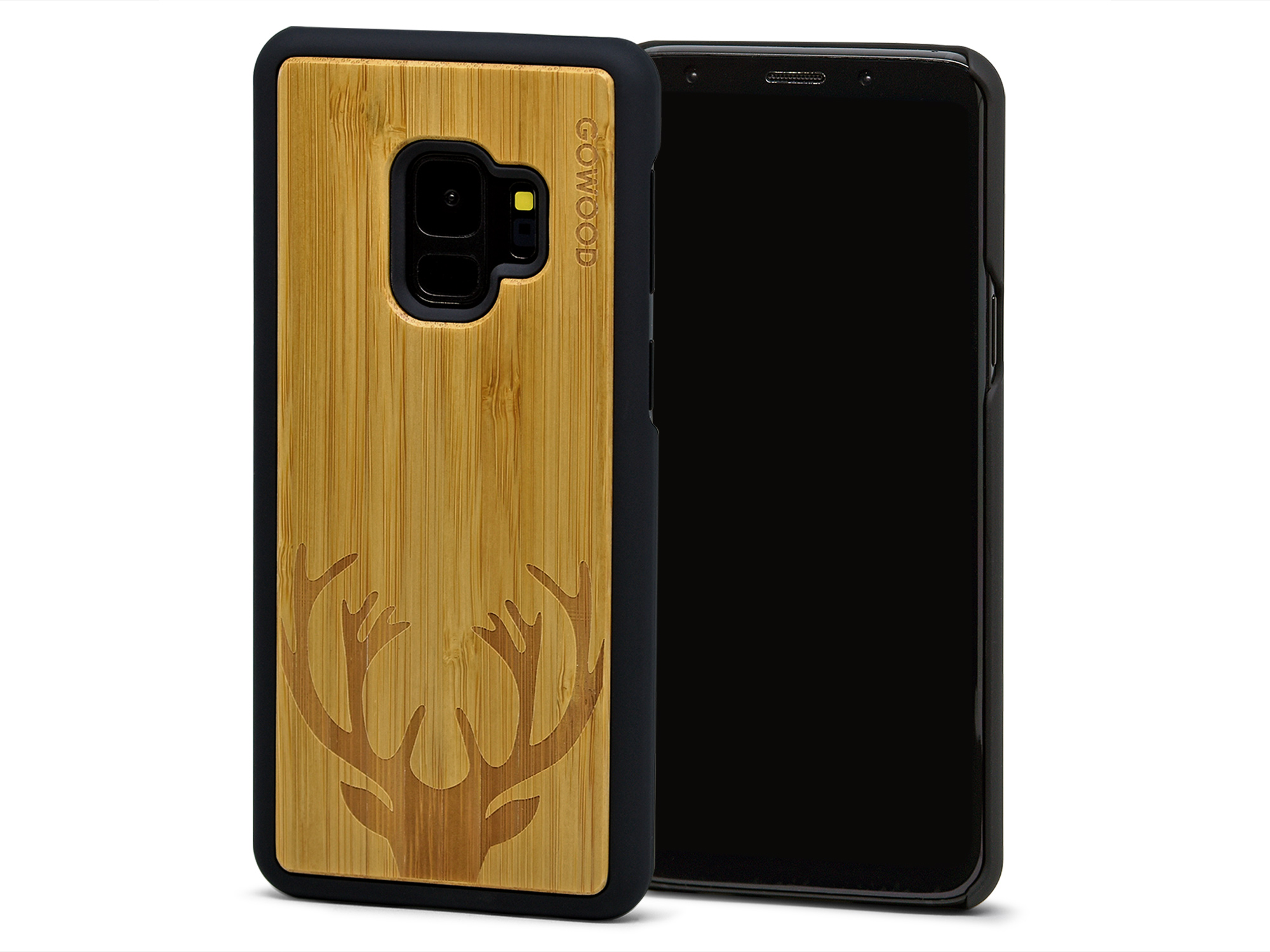 Samsung Galaxy S9 wood case