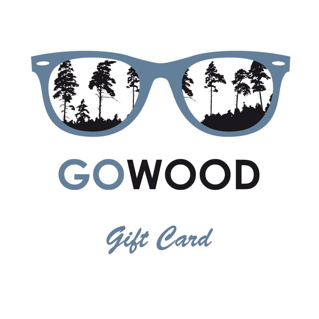Carte-cadeau GOWOOD